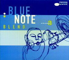 VARIOUS ARTISTS: Blue Note Blend - Volume 3 (Blue Note / Starbucks)