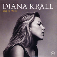 DIANA KRALL: Live in Paris (Verve)