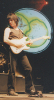 JEFF BECK: The Pageant    St. Louis, MO    3/7/01