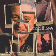 JACK BRUCE: Shadows in the Air (Sanctuary)