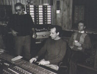 KING CRIMSON: In the studio during the Beat sessions