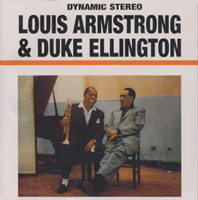 LOUIS ARMSTRONG & DUKE ELLINGTON: Recording Together For the First Time (Classic Records / Roulette Jazz)