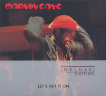 MARVIN GAYE: Let's Get It On (Deluxe Edition) (Motown)