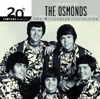 THE OSMONDS: The Millennium Collection (Universal)