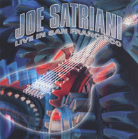 JOE SATRIANI: Live in San Francisco (Epic)