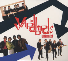 THE YARDBIRDS: Ultimate! (Rhino)